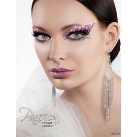 Xotic Eyes And Body Art Passion Eye Kit