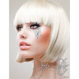 Xotic Eyes And Body Art Pop Star Eye Kit