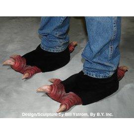 zagone studios Bird Feet - Vulture Feet