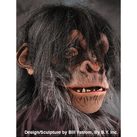 zagone studios Super Action Chimp Mask