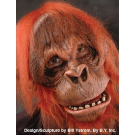 zagone studios Super Action Orangutan Mask