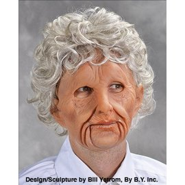 zagone studios Super Soft Old Woman Mask