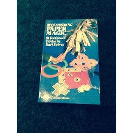 Dover Publications USED Self Working Paper Magic by Karl Fulves - Book (M7)