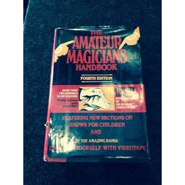 Harper And Row USED The Amateur Magician's Handbook by Henry Hay - Book (M7)