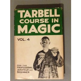 E-Z Magic Book - USED Tarbell Course In Magic Vol. 4 By Harlan Tarbell (M7)