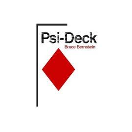 Bruce Bernstien Card - Psi-Deck by Bruce Bernstein (M10)