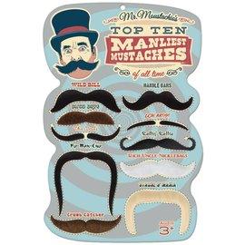 Brybelly Top Ten Manliest Mustaches