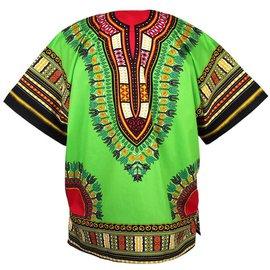 Flashback And Freedom Inc Dashiki Shirt Assortment 2X