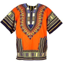 Flashback And Freedom Inc Dashiki Shirt (assorted colors) Plus Size