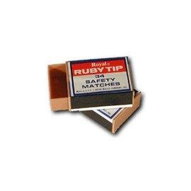 Royal Magic Matchless Matchboxes (M12)