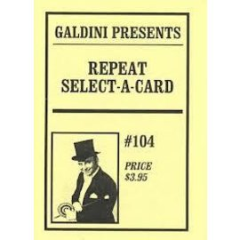 Galdini Repeat Select A Card (M12)
