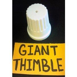House of Fakini Jumbo Thimble, White - Fakini (M10)