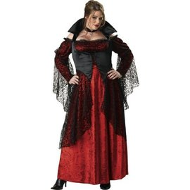 InCharacter Vampiress - InCharacter - Plus Size xxl