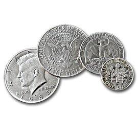 Johnson Products Locking $1.35 Trick - Johnson - Coin (M10)