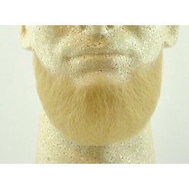 Lacey Costume Wig Beard 5 Point Blonde