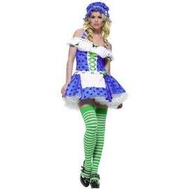 Leg Avenue Blueberry Girl - Leg Avenue XS