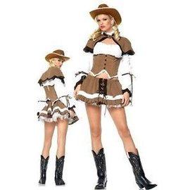 Leg Avenue Cowgirl Sheriff - Leg Avenue small