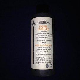 Zauder's Liquid Make-up - Black 4 oz by Zauder Bros.
