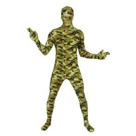 morphsuits Commando Morphsuit XL