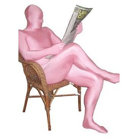morphsuits Original Morphsuit Pink Med