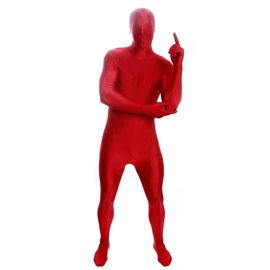 morphsuits Original Morphsuit Red 2XL plus size