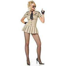 Leg Avenue Sexy Sheriff - Adult XL 14-16