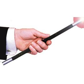 Trickmaster Magic Flash Wand - Double Shooting