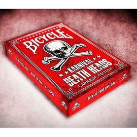 Big Blind Karnival Death Heads Deck (Carnage Edition) by Big Blind Media