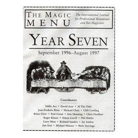 Murphy's Magic Book - The Magic Menue: Year 7 (M7)