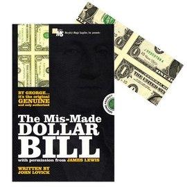 Murphy's Magic Mis-Made Dollar Bill - James Lewis written by John Lovick