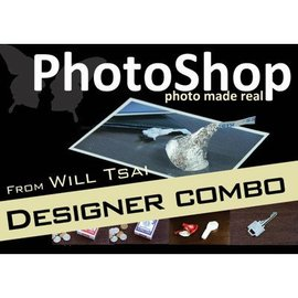 San's Minds PhotoShop Designer Combo Pack with Gimmicks by Will Tsai (M10)