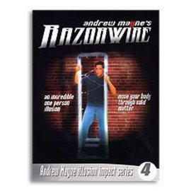 Weird Things Book - Razor Wire by Andrew Mayne (M7)