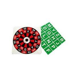 Royal Magic Alphabet Roulette