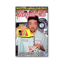 Murphy's Magic Card- Royal Oil by Dan Harlan (M10)