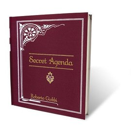 Hermetic Press Book - Secret Agenda by Roberto Giobbi (M7)