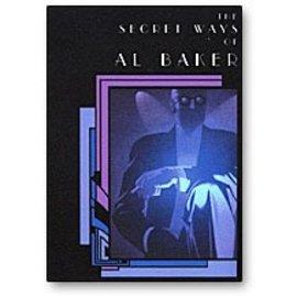 Murphy's Magic Book - Secret Ways of Al Baker by Todd Karr (M7)