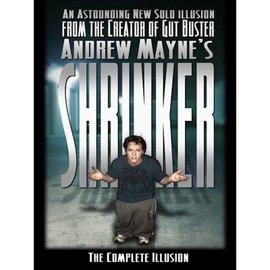 Andrew Mayne Shrinker by Andrew Mayne  (M12)