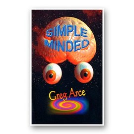 Murphy's Magic Book - Simple Minded (Limited) by Gregory Arce (M7)