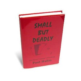 H&R Magic Books Book - Small But Deadly by Paul Hallas (M7)