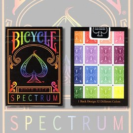 United States Playing Card Compnay Spectrum Deck by US Playing Card