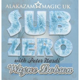 Alakazam Magic UK Card - Sub Zero by Wayne Dobson with Peter Nardi (M10)