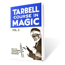 E-Z Magic Book - Tarbell Course in Magic Volume 2 by Harlan Tarbell (M7)