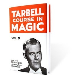 E-Z Magic Book - Tarbell Course in Magic Volume 5 by Harlan Tarbell (M7)