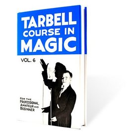 E-Z Magic Book - Tarbell Course in Magic Volume 6 by Harlan Tarbell (M7)