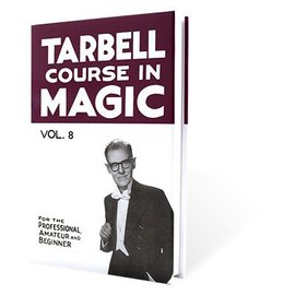 E-Z Magic Book - Tarbell Course in Magic Volume 8 by  by Harlan Tarbell (M7)