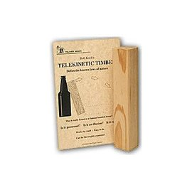 Palmer Magic Telekinetic Timber by Bob Koch