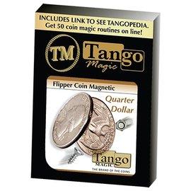 Tango Flipper Coin, Magnetic Quarter Dollar - Tango Coin (M10)