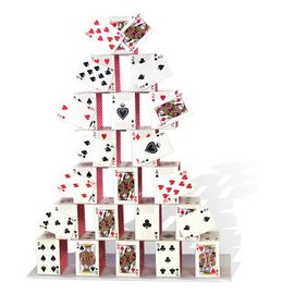 Uday Card Castle 17 inch by Uday (M9)