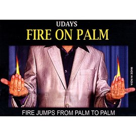 India Fire on Palm - India