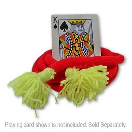 Uday Lassoing A Card - Advanced - Deluxe - Woolen* by Uday (m10)